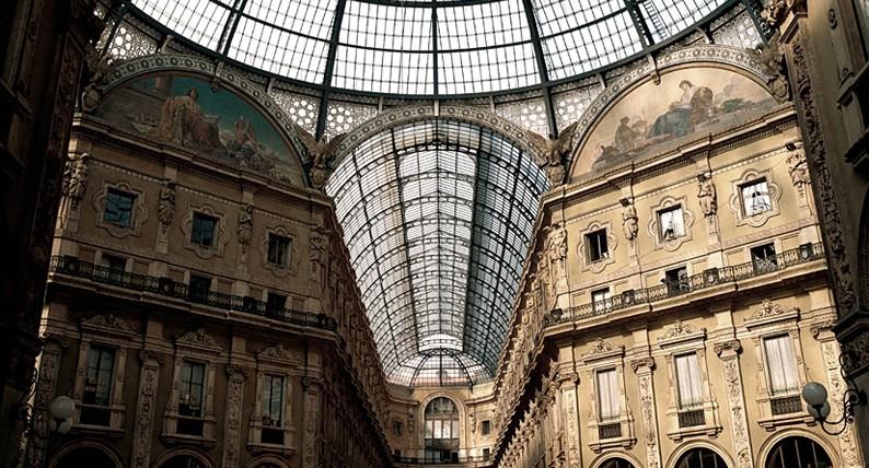 Галерея в милане италия